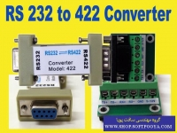 RS 232 to RS 422/RS485 Interface Adaptor