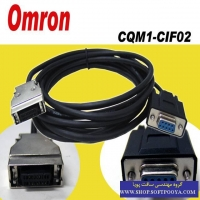 Omron CQM1-CIF02 PLC Cable